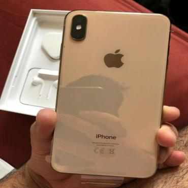 iPhone XS Max Vàng Gold 256GB